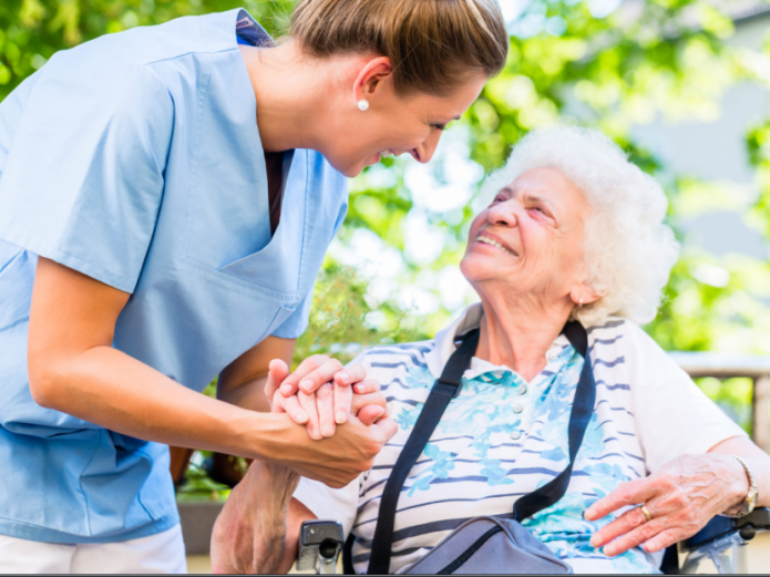 residential aged care education and training