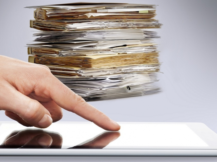 document scanning services central coast